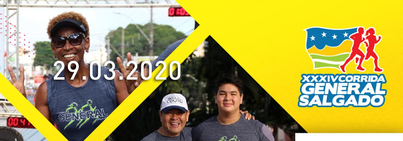 Corrida General Salgado 2020