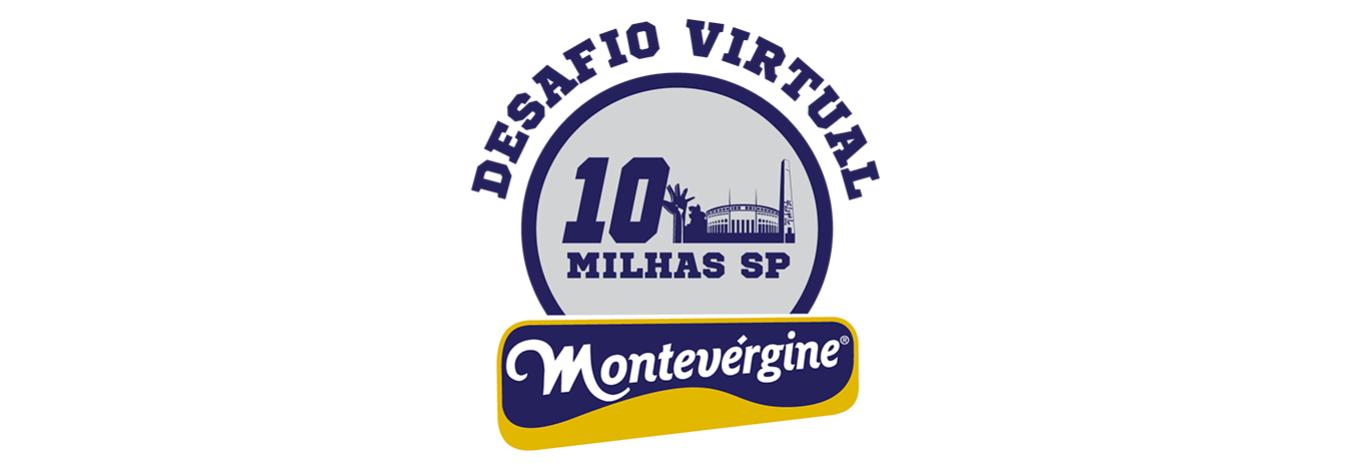 10 Milhas São Paulo Montevérgine - Desafio Virtual