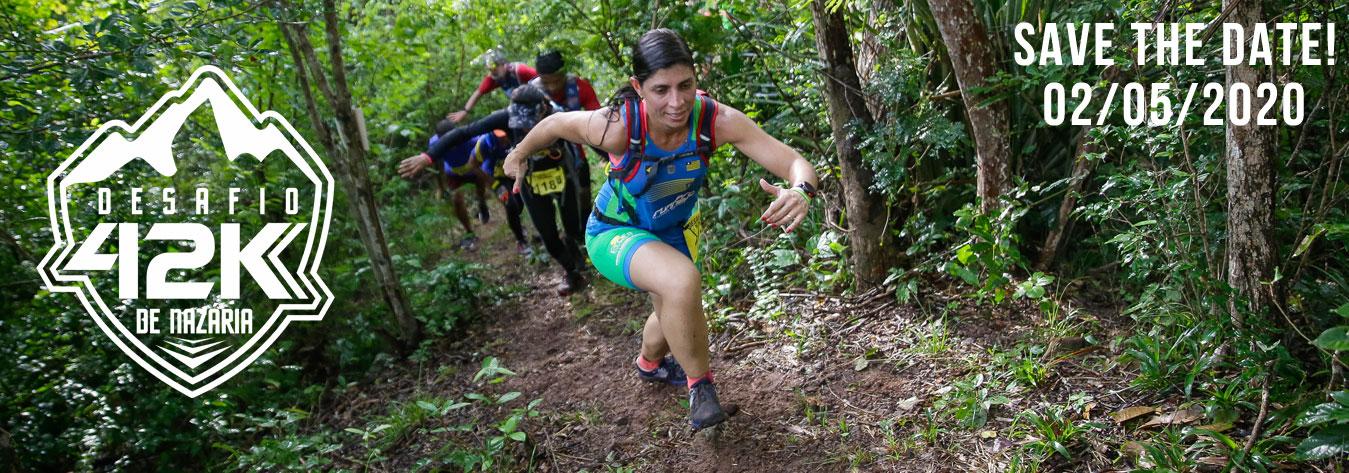 Desafio 42k de Nazaria Trail Run 2020
