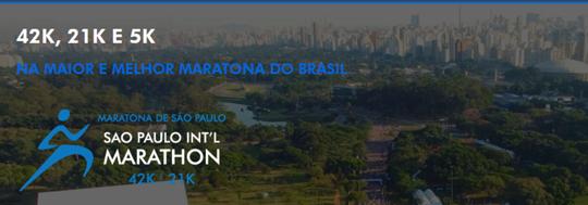 26 Maratona Internacional de Sao Paulo 2020