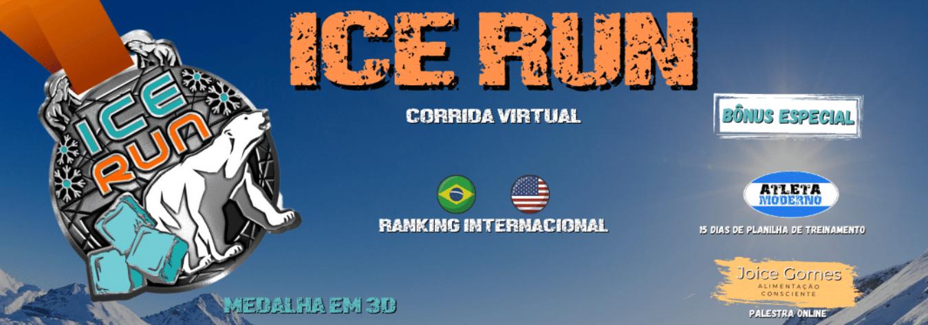 Ice Run - Corrida Virtual