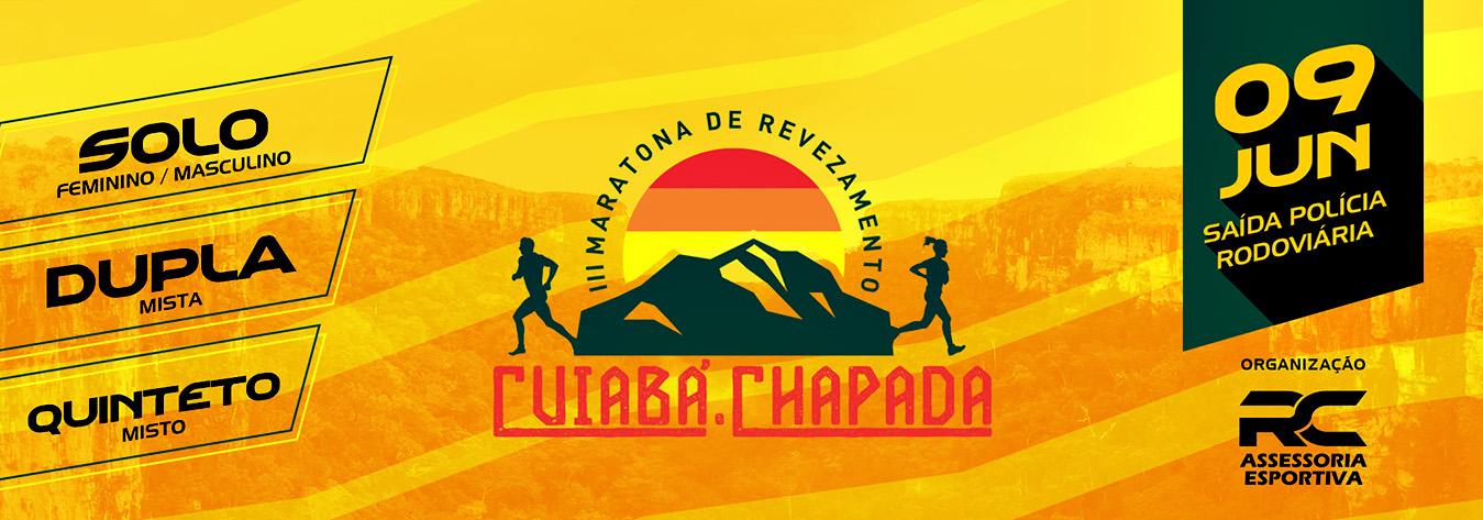 Maratona de Revezamento Cuiaba Chapada 2019