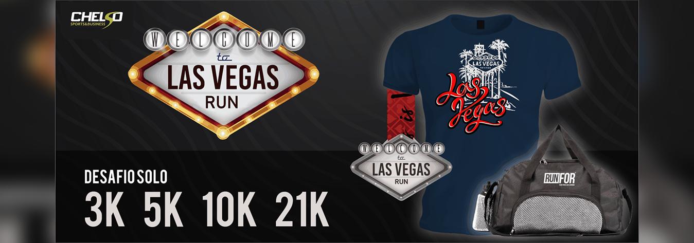 Desafio Las Vegas Run