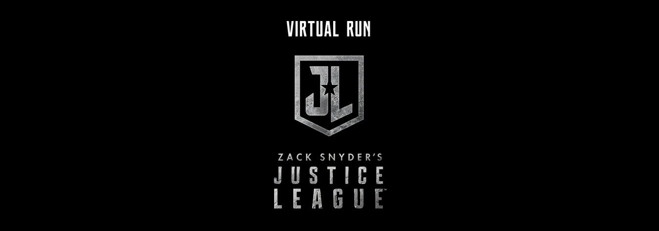 Justice League - Virtual Run