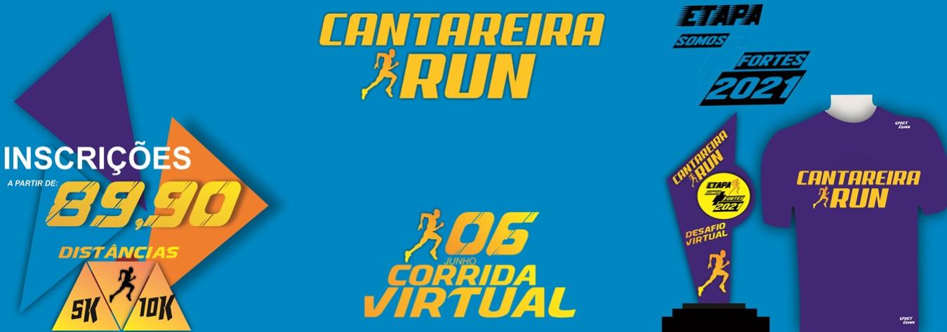 CANTAREIRA RUN 2 EDICAO