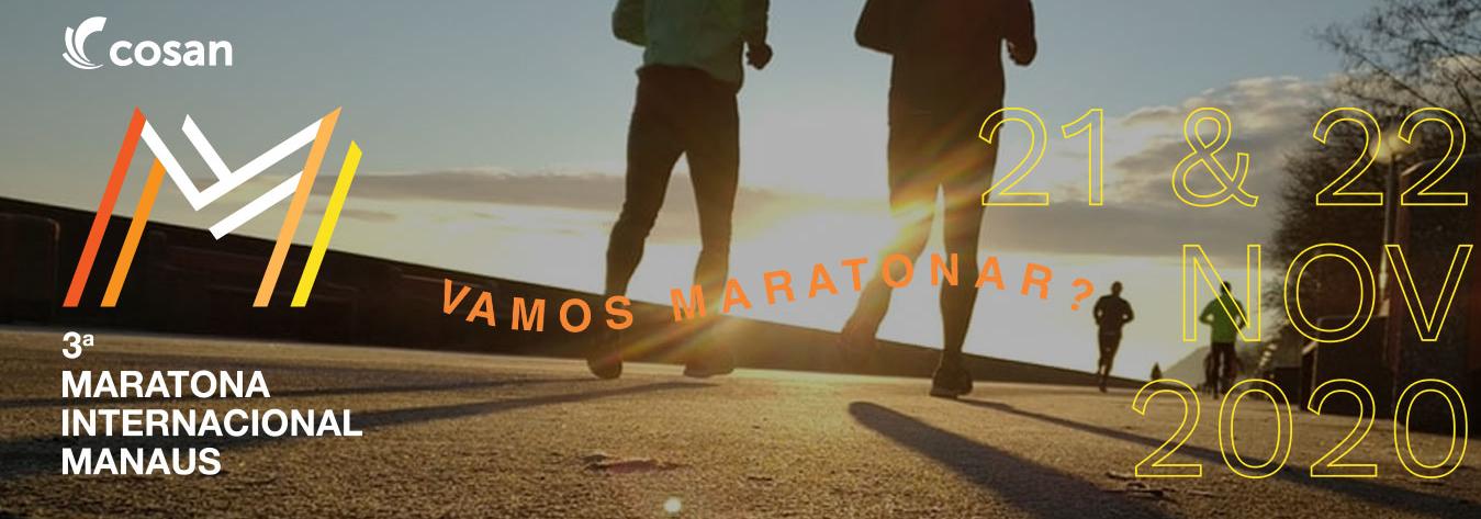 3 Maratona Internacional de Manaus