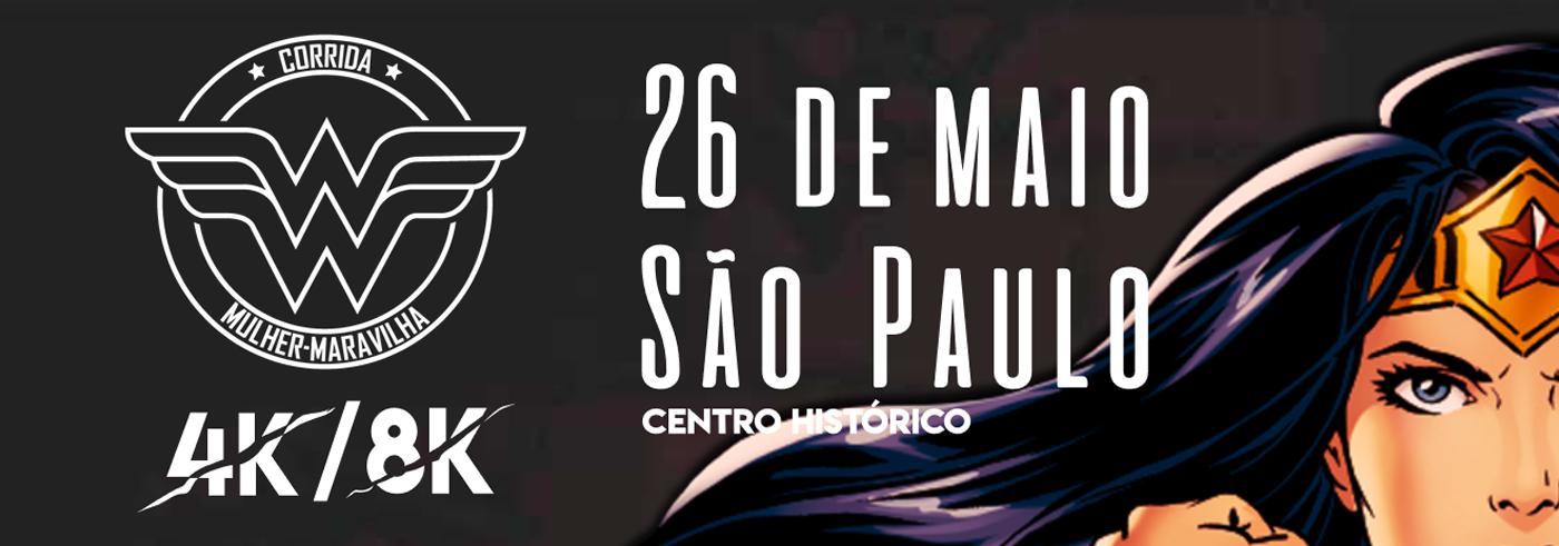 Corrida Mulher Maravilha 2019 SP