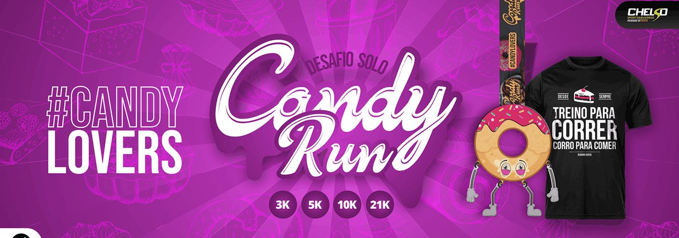 Desafio Candy Run