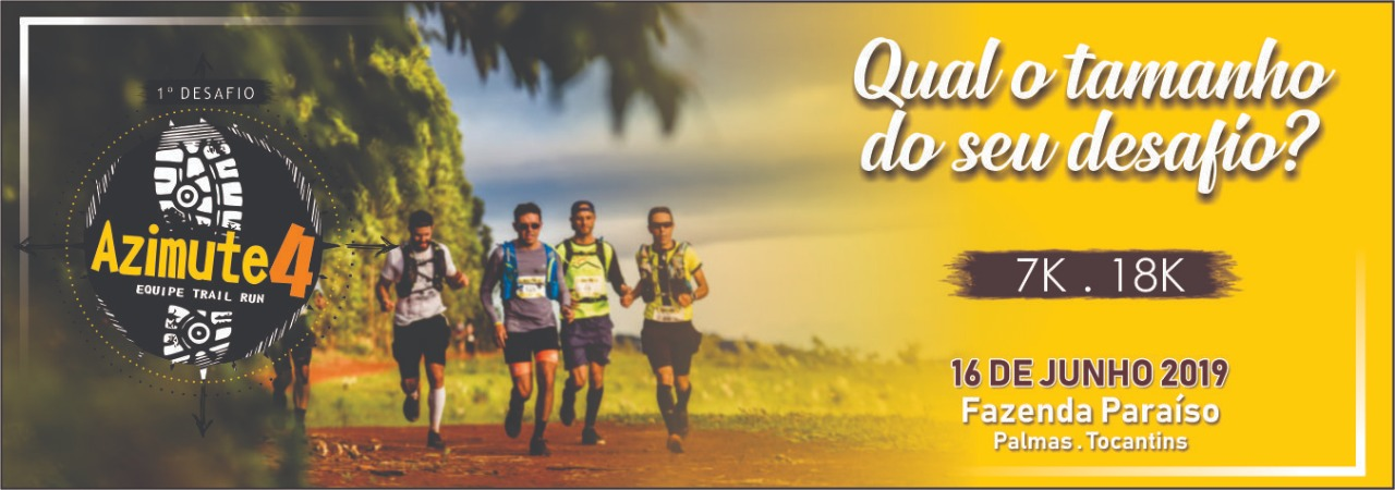 I Desafio Azimute 4 de Trail Run