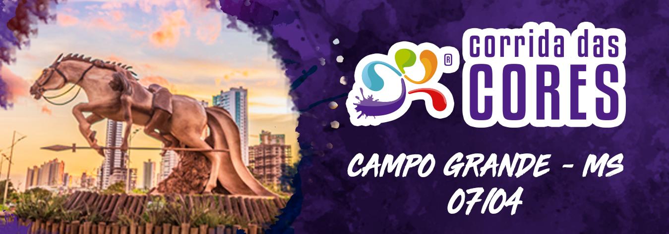 Corrida das Cores Etapa Campo Grande 2019
