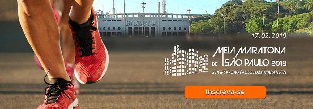 13 Meia Maratona Internacional de Sao Paulo 2019